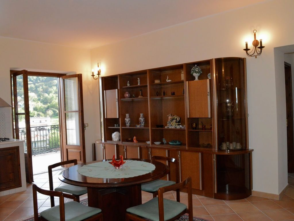 Appartement indépendant dans un immeuble ancien dans le parc national du Cilento