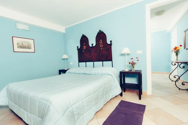 Holiday rental Charming Blu House in Bosa Centre