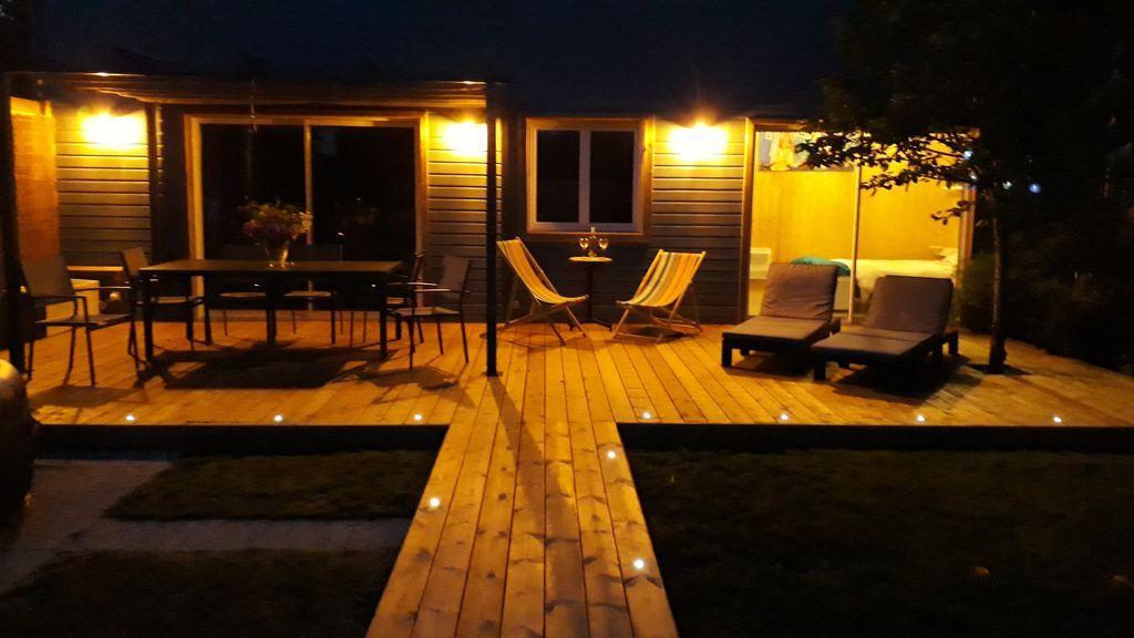 Residencia de 2 habitaciones con piscina