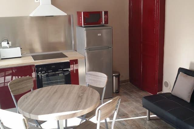 Logement à Meyrargues avec 1 chambre
