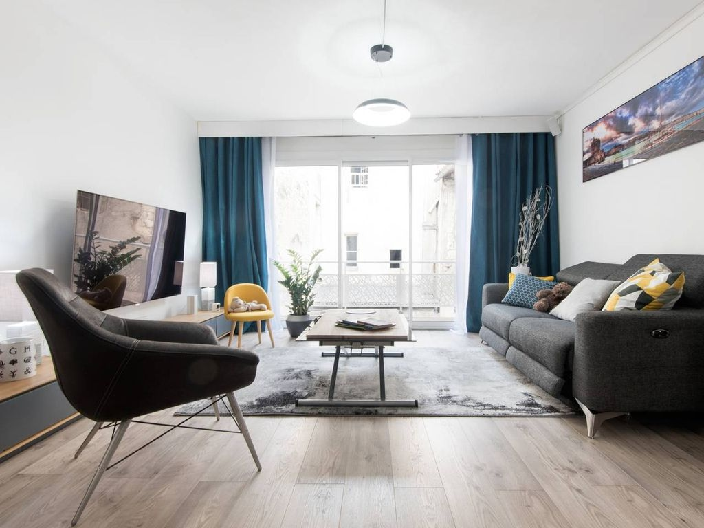 Vivienda para 5 personas de 2 habitaciones