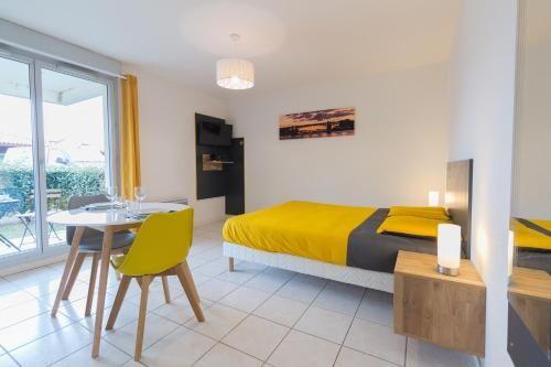 Piso de 1 habitación en Toulouse