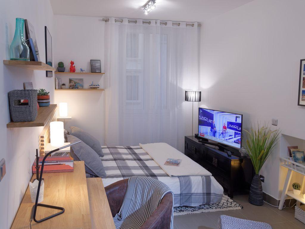 Appartement dans le vieux Nice