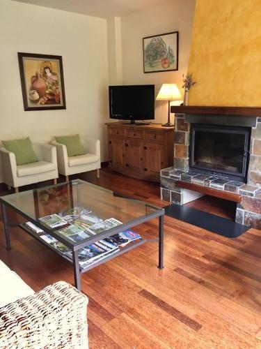 Apartment mit 1 Zimmer in Rialp