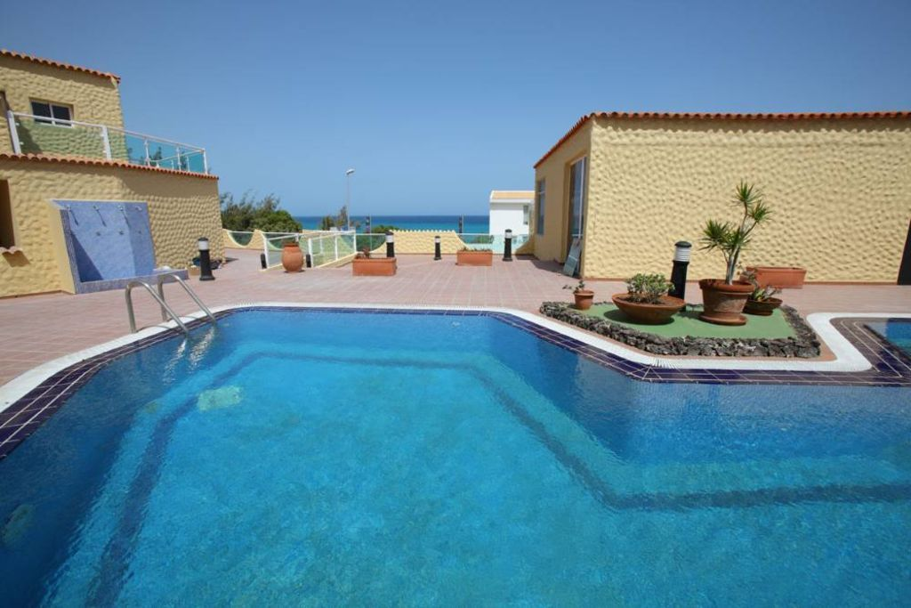 Estupendo piso turístico para 4 en Costa calma
