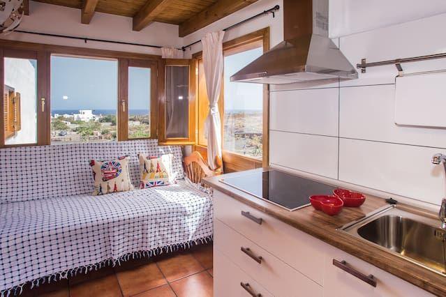 Apartamento en Mala para 4 huéspedes