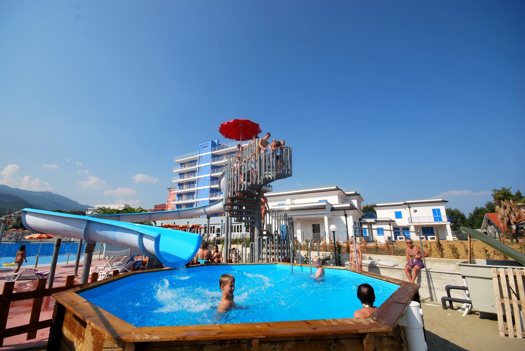 FerienWohnung Ai Pozzi Village Spa Resort