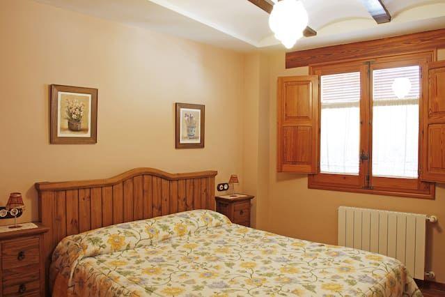 habitación privada con salón
