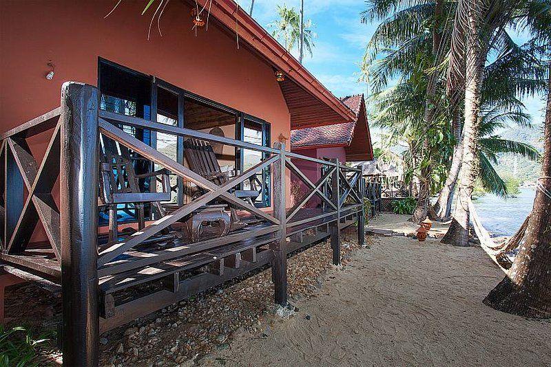 Bien équipé hébergement à Ban bai lan