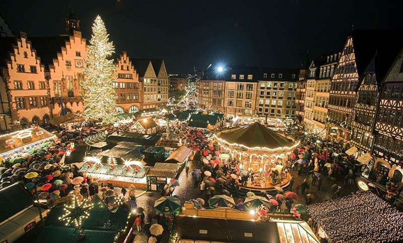 Mercado de Navidad Estrasburgo