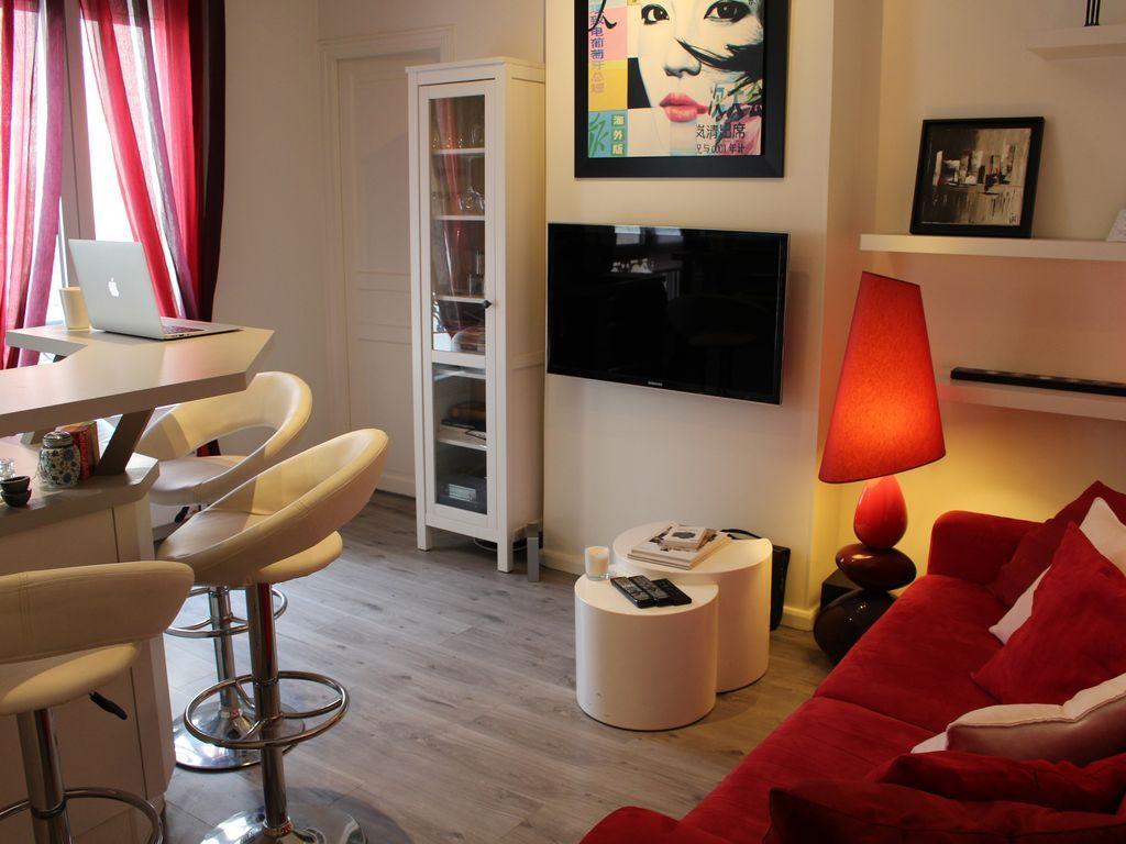Apartamento en Vincennes de 1 habitación
