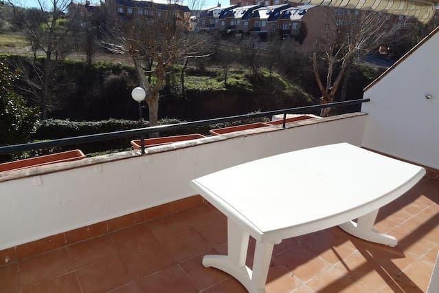 Casa en Madrid, algete para 8 huéspedes