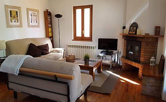 Hogareño apartamento con Calefacción y TV en Puigcerdà