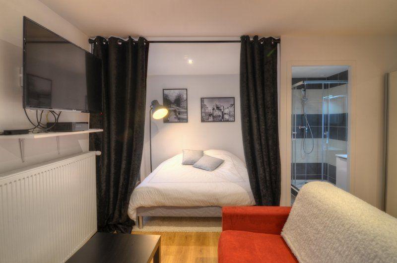 Appartement attractif de 1 chambre