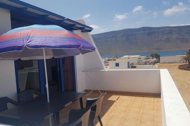 Apartamento de 90 m² con balcón