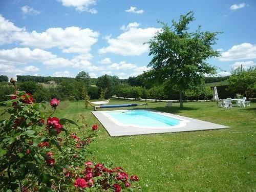 Vakantiehuis met prive zwembad Las Coudennes .