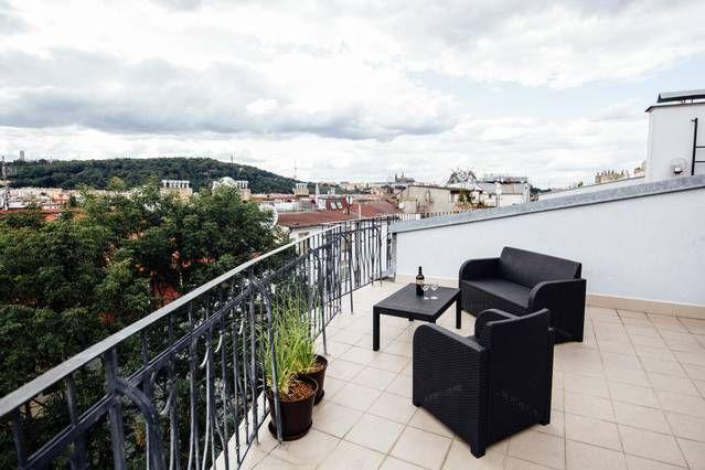 Unterkunft in Prague mit 3 Zimmern