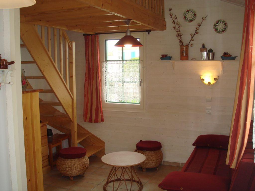 Alojamiento maravilloso de 30 m²
