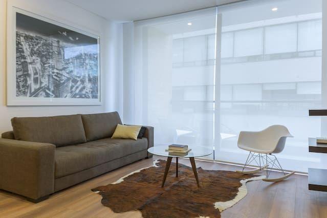 Hébergement à Bogotá à 1 chambre
