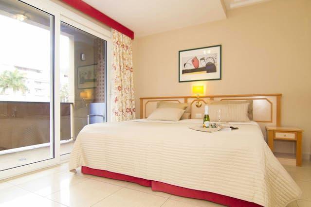 55 m² apartment