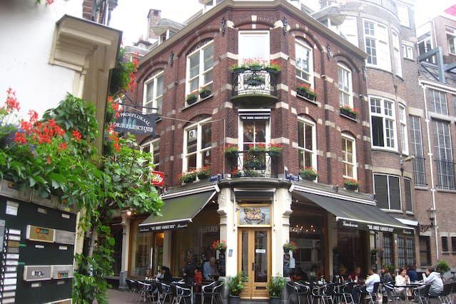 Abitazione di 1 stanza a Amsterdam