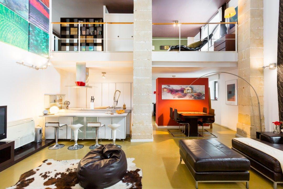 Extraordinaria vivienda de 2 habitaciones