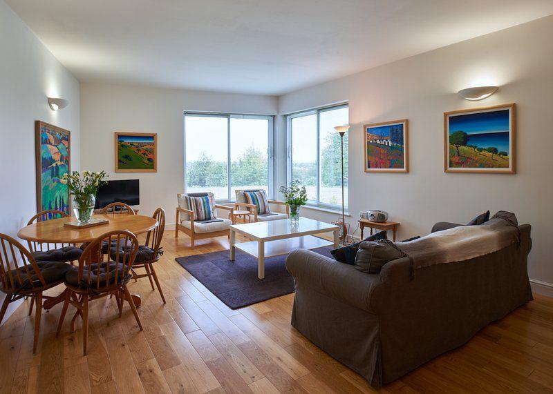 Arquitecto Diseñado amplio y luminoso Alojamiento Cerca de Worcester Centro
