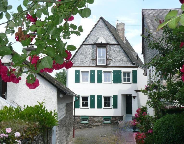 Residencia con balcón en Enkirch