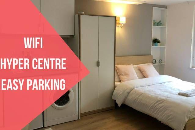 Appartement avec parking à Bourges