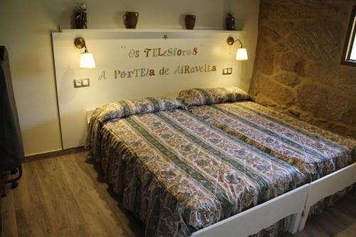 Alojamiento en Villanueva de 1 habitación