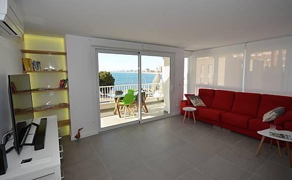 Apartment in El campello mit 3 Zimmern