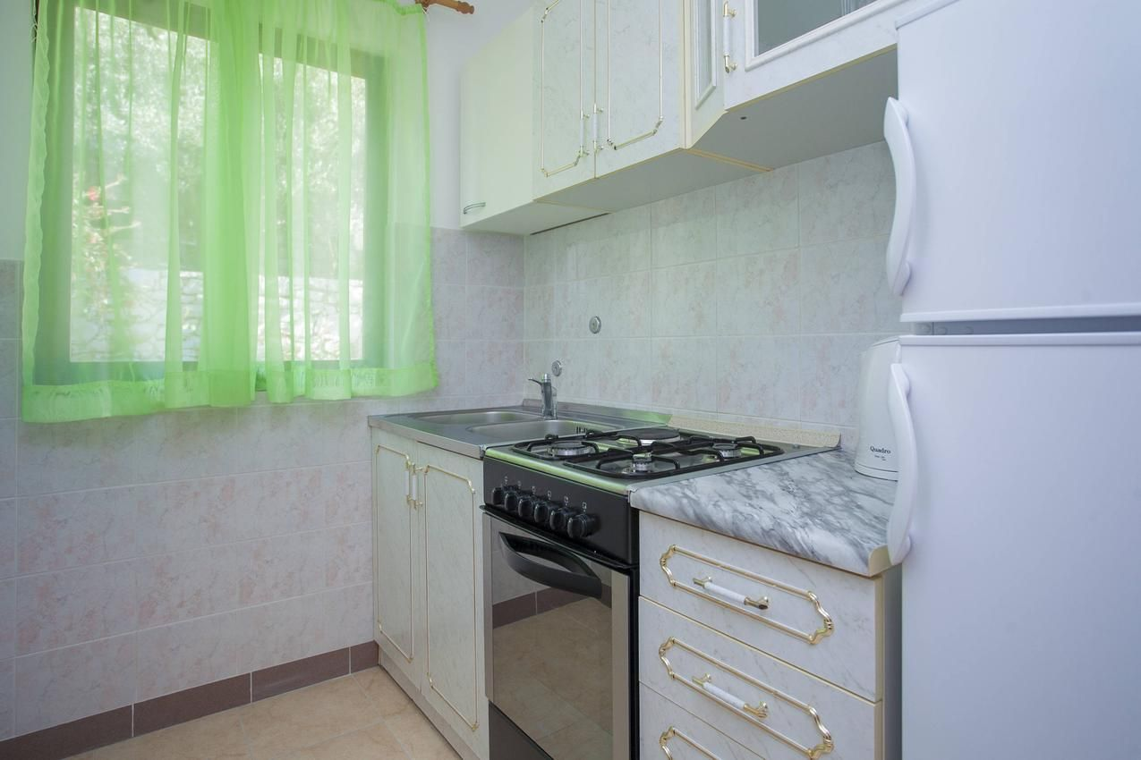 Apartamento en Gršćica (Korčula), capacidad 4+0