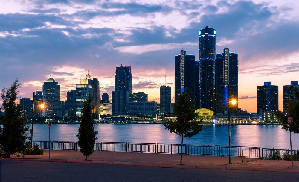 Détroit, États-Unis