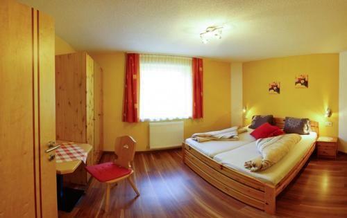 Ferienwohnung mit Balkon und 1 Zimmer