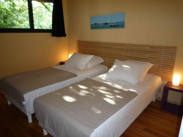 Alojamiento para 9 huéspedes en Léognan