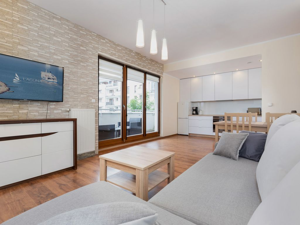 Apartment für 4 Gäste in Swinoujscie