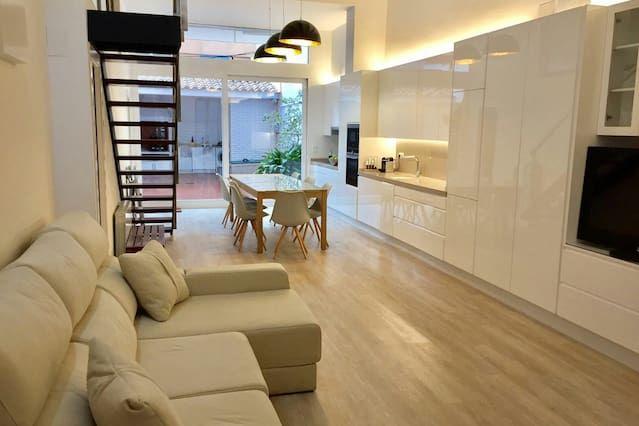Apartamento para 4-6 personas en Valencia centro