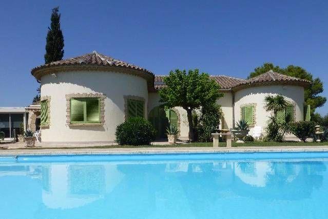 Casa con piscina para 4 huéspedes