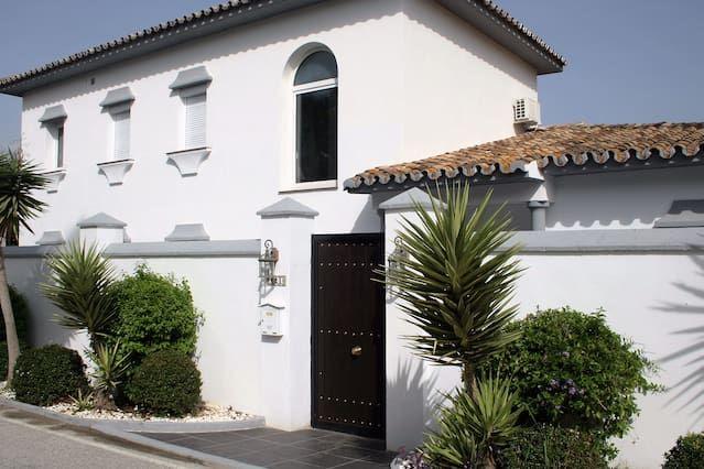 Casa familiar en Marbella