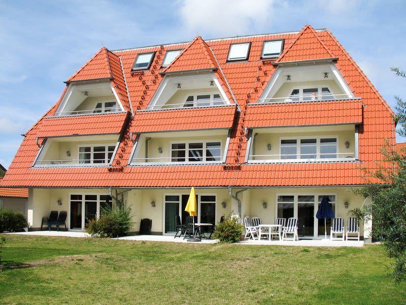 Provisto apartamento en Nord-rügen