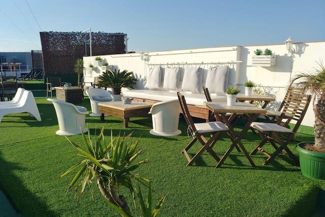 Alojamiento de 2 habitaciones en Tarifa