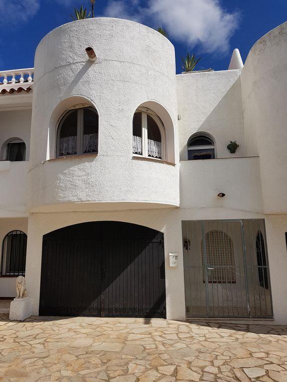 Vivienda con balcón para 4 huéspedes