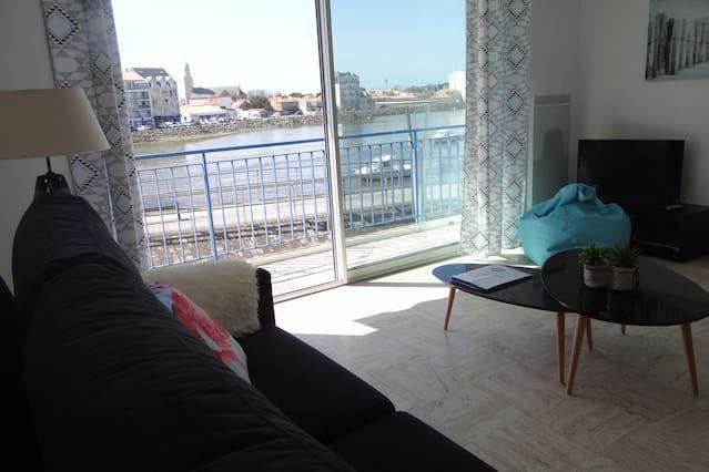 Équipé appartement à 2 chambres