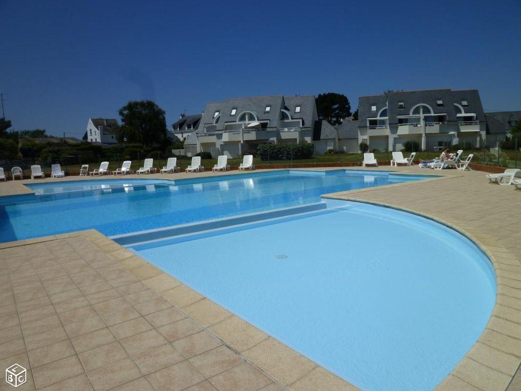 Piso con piscina para 6 huéspedes