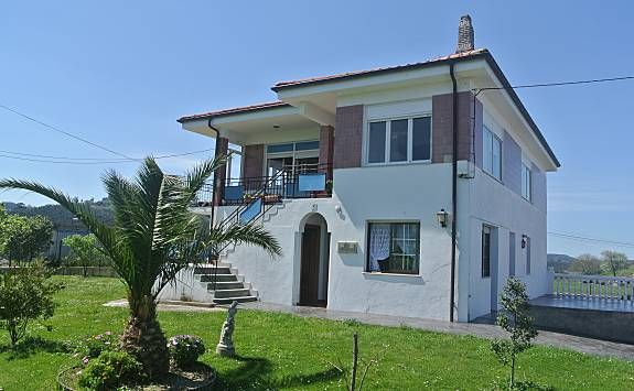 Casa de 4 habitaciones a 5 km de las playas