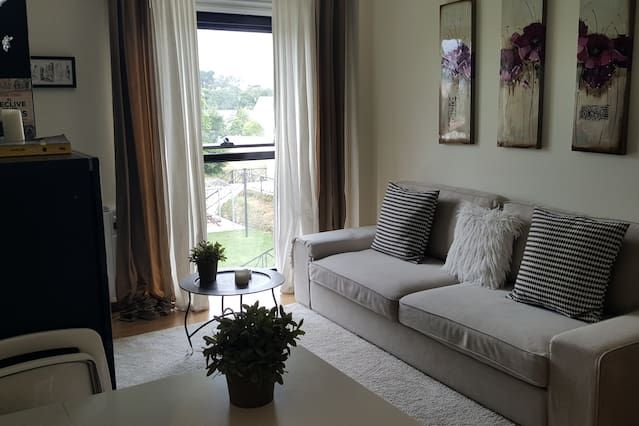 Flat in Oleiros for 4 guests