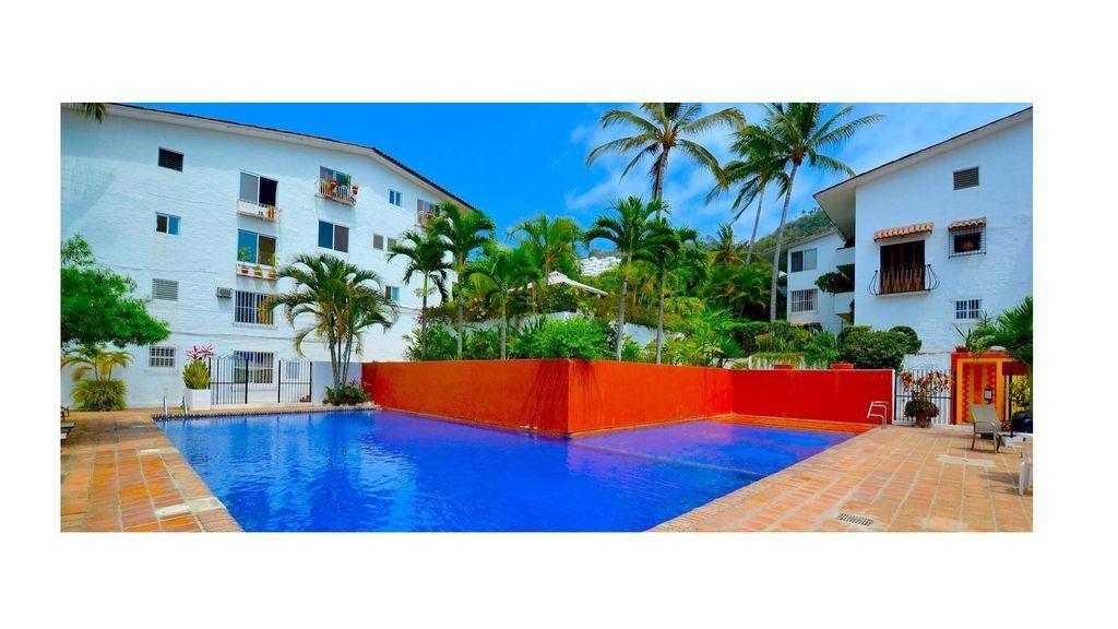 Funcional apartamento en Puerto vallarta