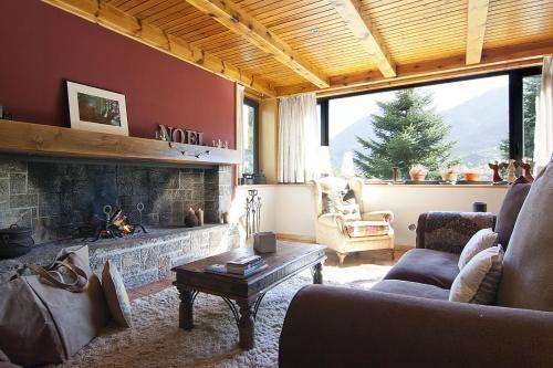 Encantadora residencia en Vielha