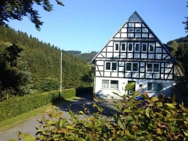 Apartment in Schmallenberg for 3 guests