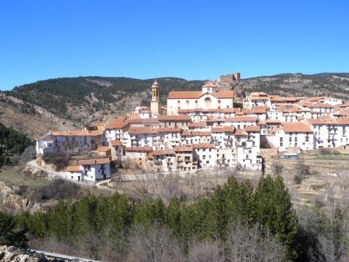 Interesante residencia en Linares de mora
